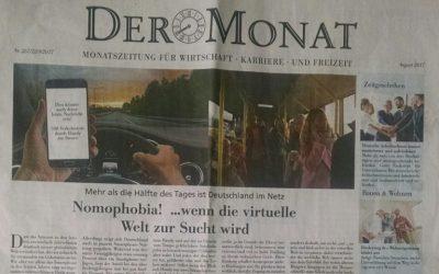Nomophobie – die Sucht der virtuellen Welt