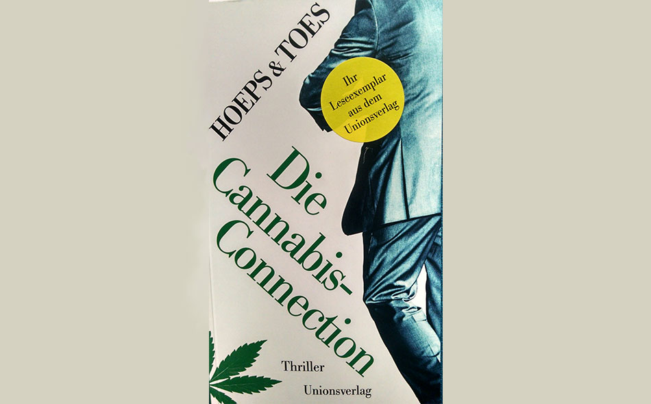 BUCHBESPRECHUNG: Die Cannabis-Connection, Hoeps & Toes