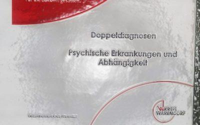 """VORTRAG: """"Doppeldiagnosen – Psychische Erkrankungen und Abhängigkeit"""""""